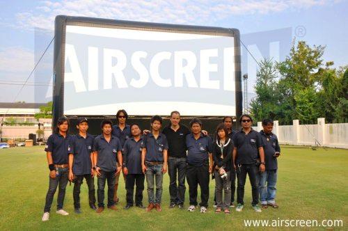 AIRSCREEN in Thailand