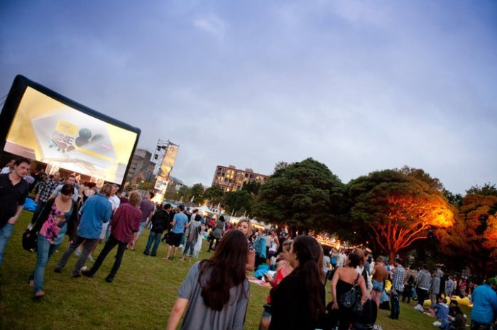2011 OPTUS ONE80PROJECT FESTIVAL