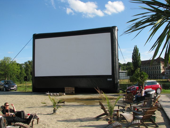 Summer cinema with AIRSCREEN