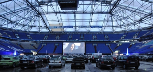 Drive In Cinema in Germany
