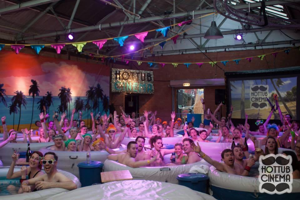 hot tubs with AIRSCREEN nano1