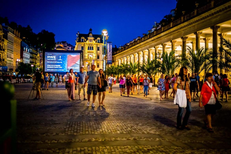 Festival de Cine en Republica Checa, Karlovy Vary