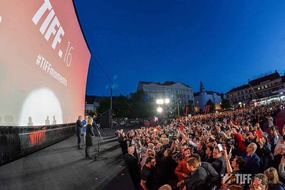 Festival de cine al aire libre TIFF